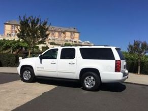 AnOwner Operated SUV from Napa Sonoma Wine Tasting Driver.