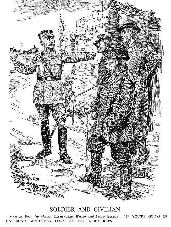 Soldier and Civilian, World War One, WWI, genba, kaizen, management by walking around, MBWA, war is my business