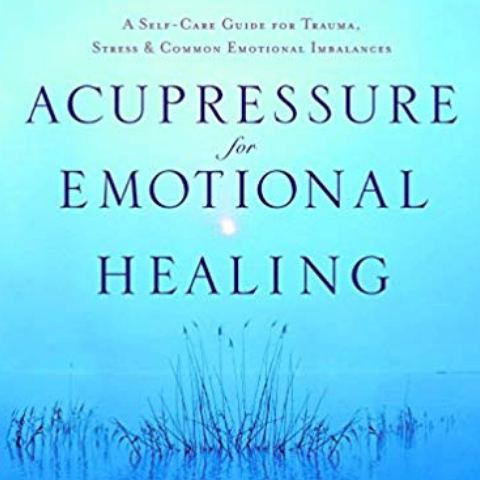 book cover for Acupressure for Emotional Healing
