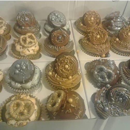 Gluten freen cupcakes