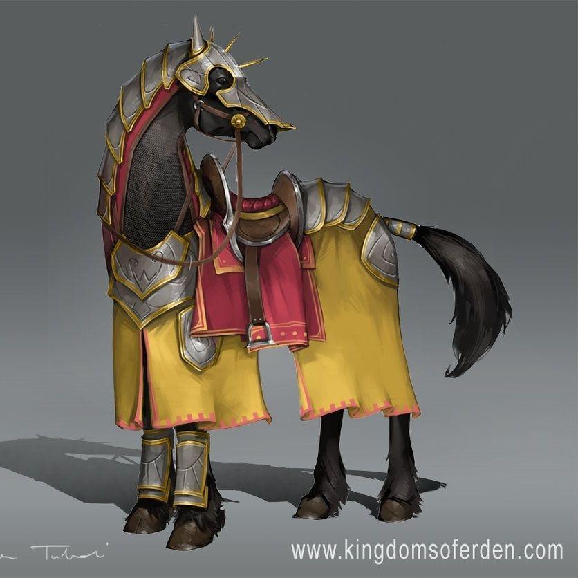 Barding Armor