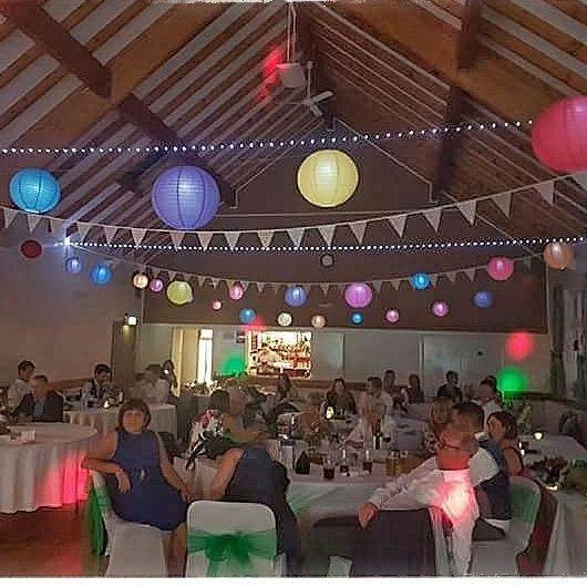 Wedding Damerham Village Hall