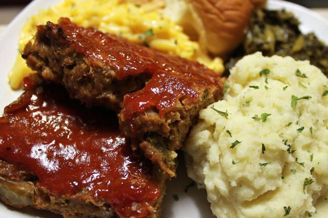 Meatloaf catering