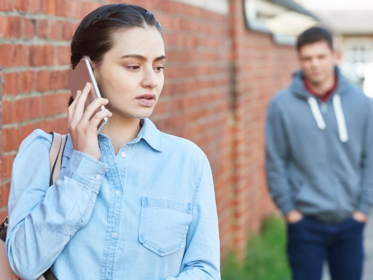 Safety tips for stalking victims