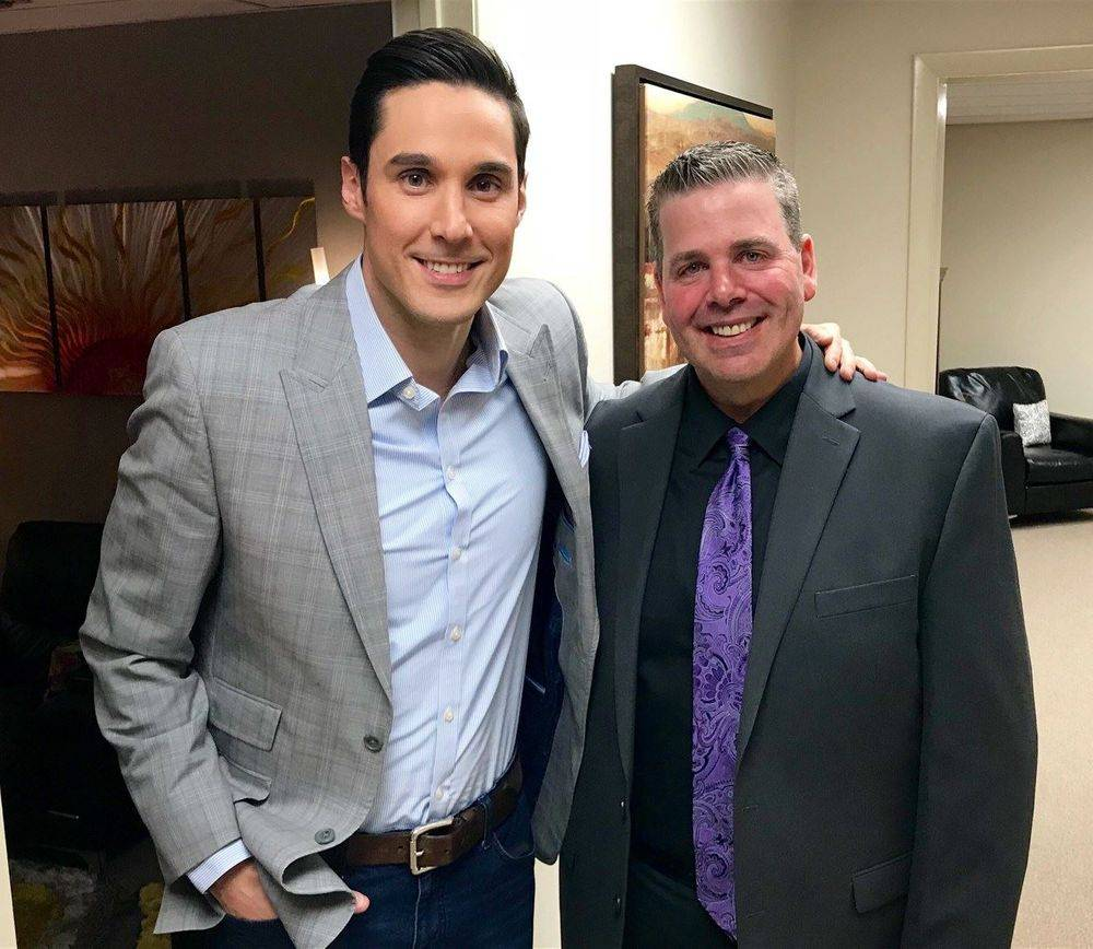 Keith Jones NBC 10 News with Dr. David Leibovitz of the Hopewell Springs Counseling Center.