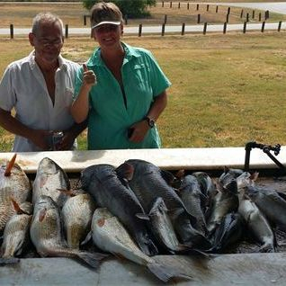 San Antonio Fishing, Redfish and Blue Cat fishing, Fishing Charters