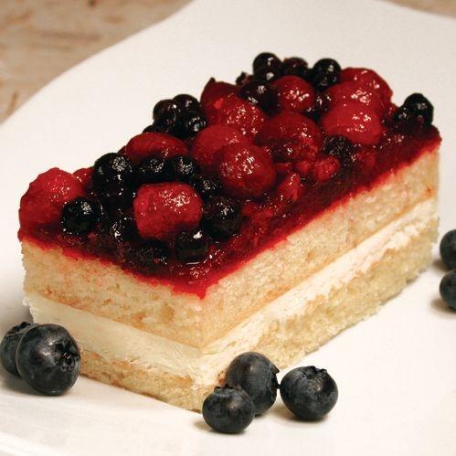 Desert Catering Berry