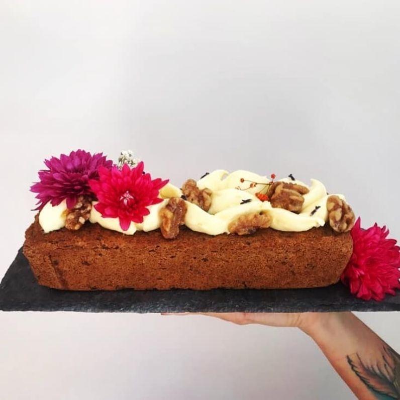 vegan carrot cake maldon