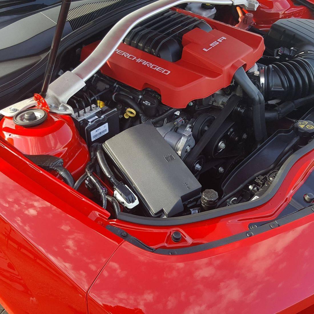 Kelowna Engine Detailing