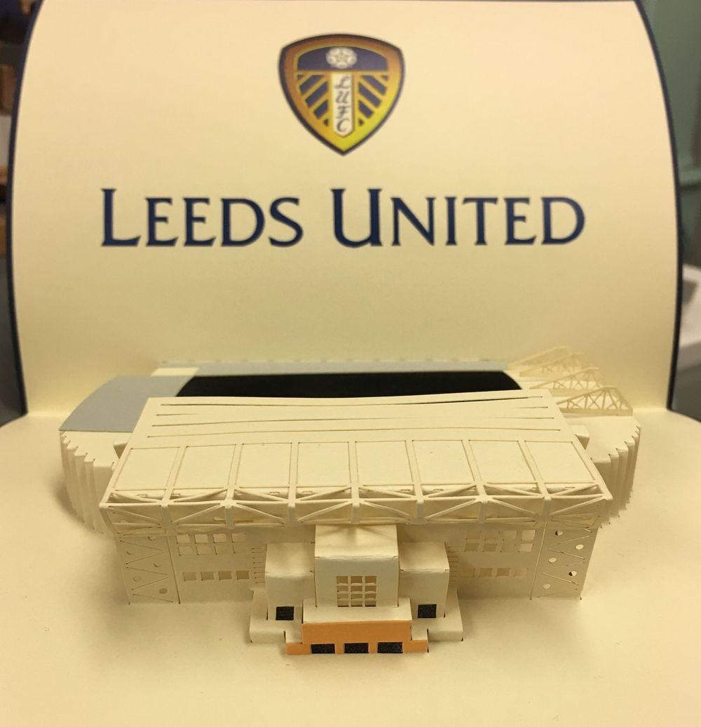 Leeds United Football Stadium