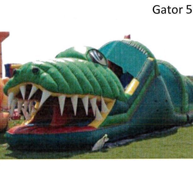 Gator Happy Jumps 50'