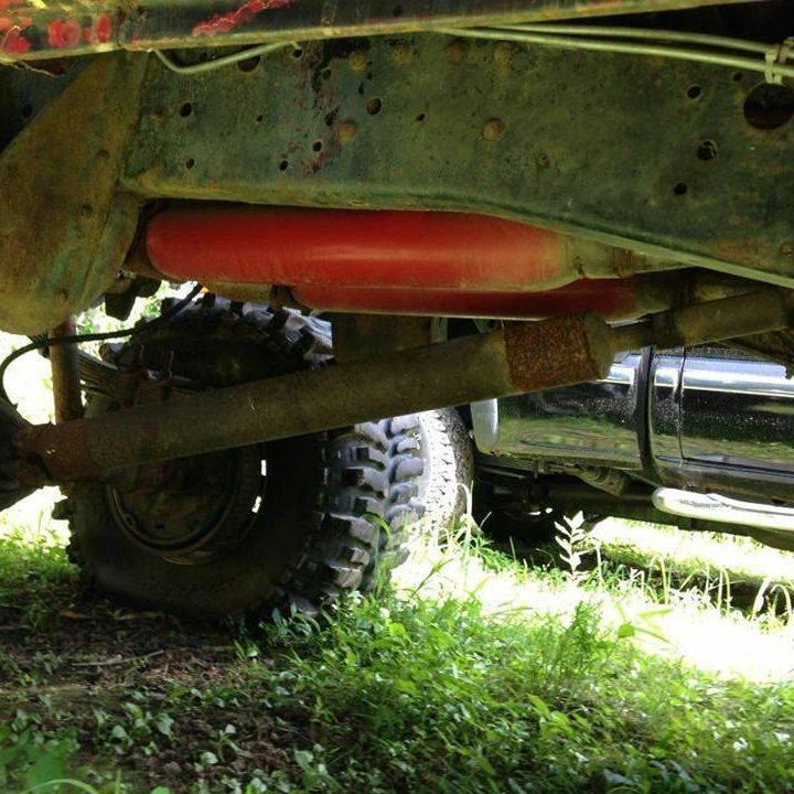 Chevy K20