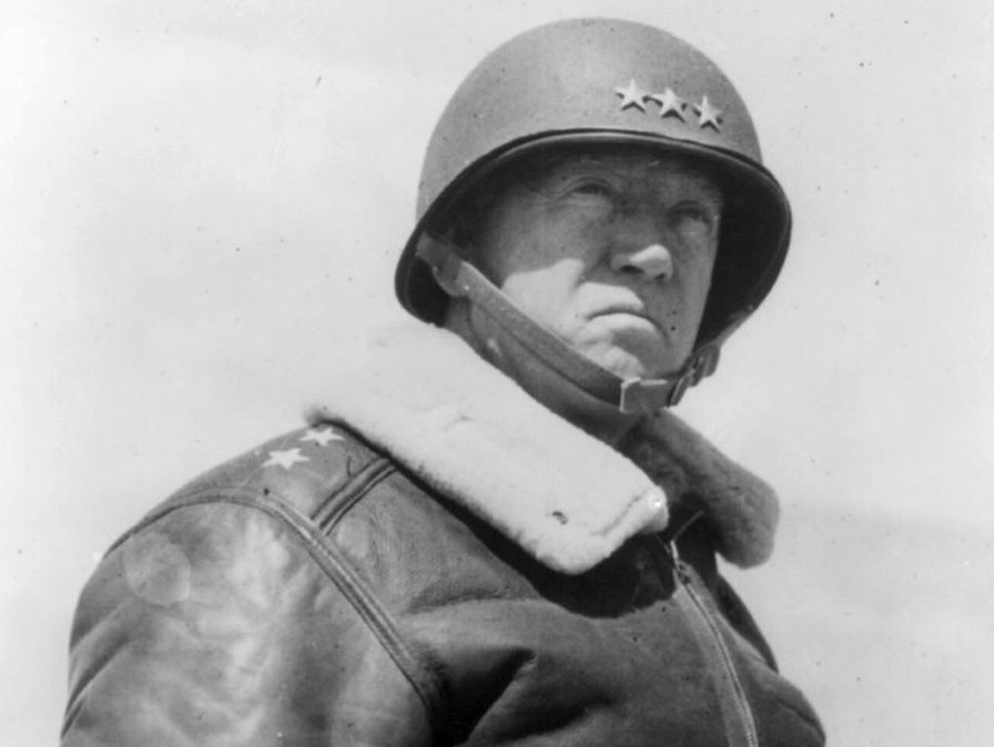 George Patton, WIMB, War Is My Business