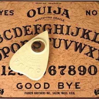 Ouija Board, spirit board, good, evil, talking to spirit
