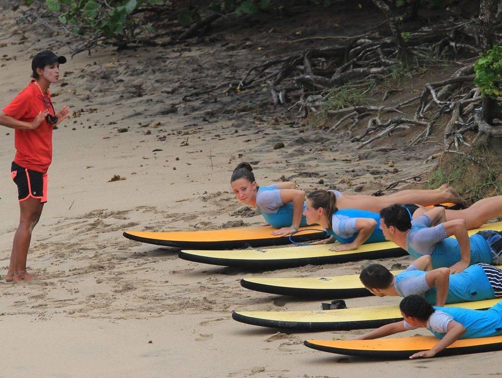 Surf, Cours de surf, Martinique, Stage de surf, Tartane