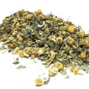 chamomile, lemon balm, catnit, stress less, calming, herbal tea, sleep tea