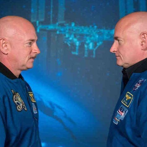 Des vrais jumeaux ne le sont plus après un an de voyage dans l'espace
