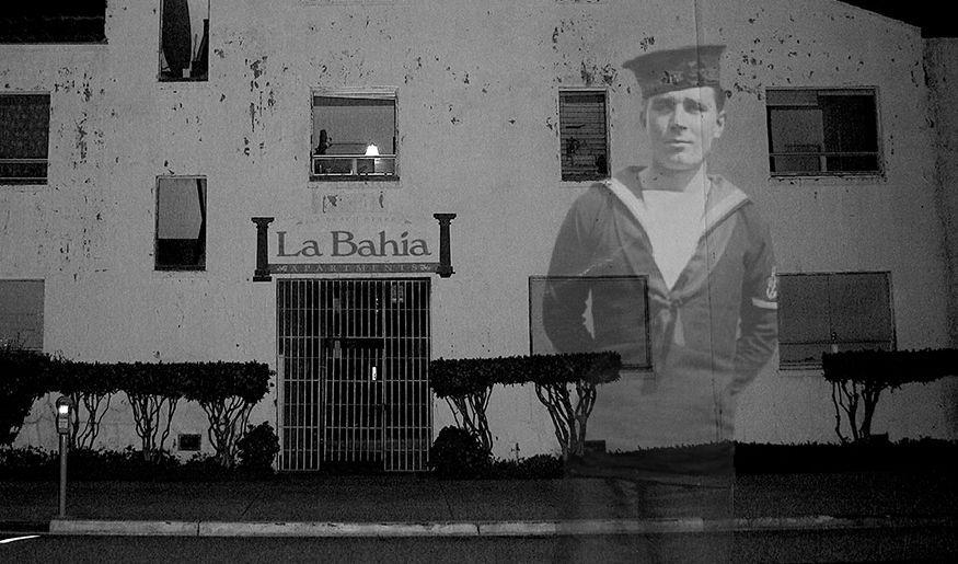 La Bahia ghost, La Bahia haunted, Santa Cruz haunted apartments
