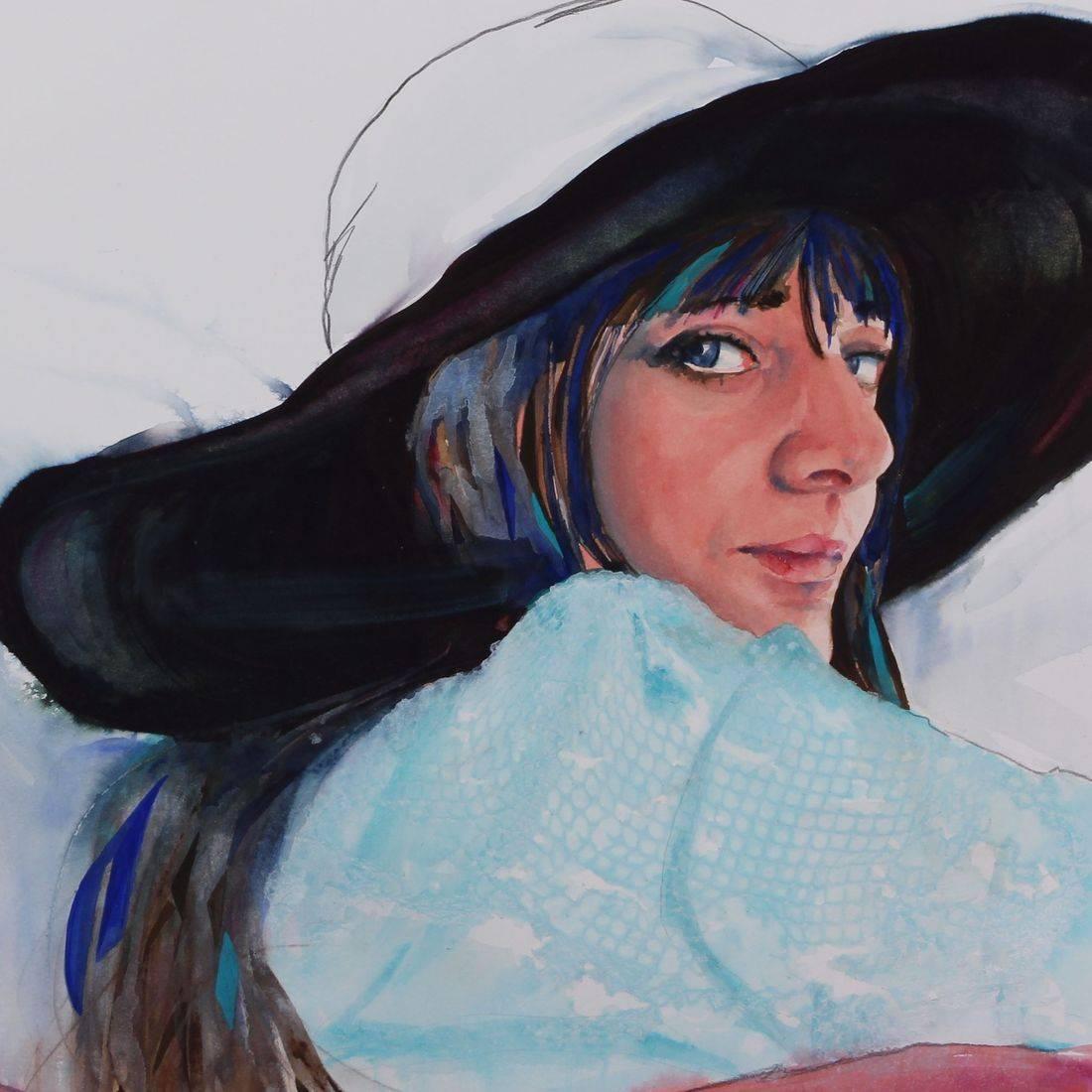 RPutbrese Watercolor by Rebecca/Becky Krutsinger