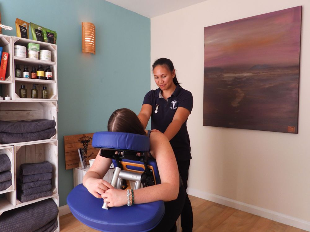 Massage and Wellbeing Clinic in Newquay