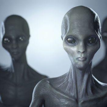 Ce Que Nous Cache Le Gouvernement Sur La Vie Extraterrestres