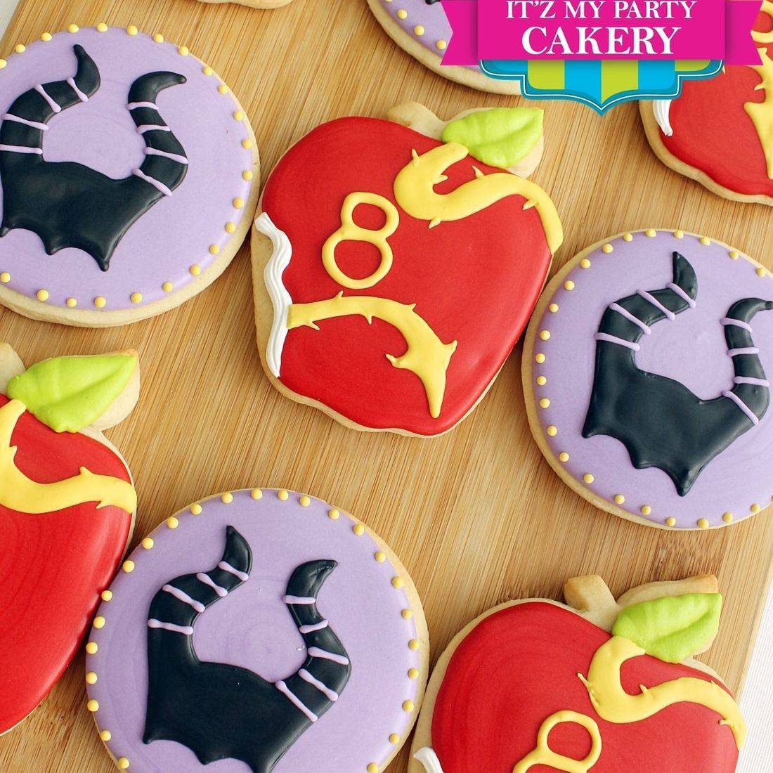 Descendants Cookies Milwaukee