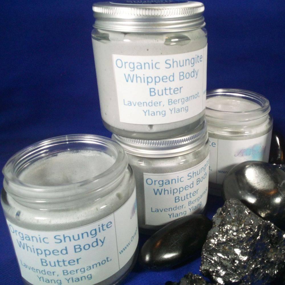 oraphim body butter shungite fullerenes