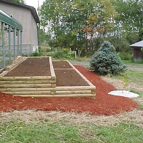 Chenango County, NY Custom Landscape Beds