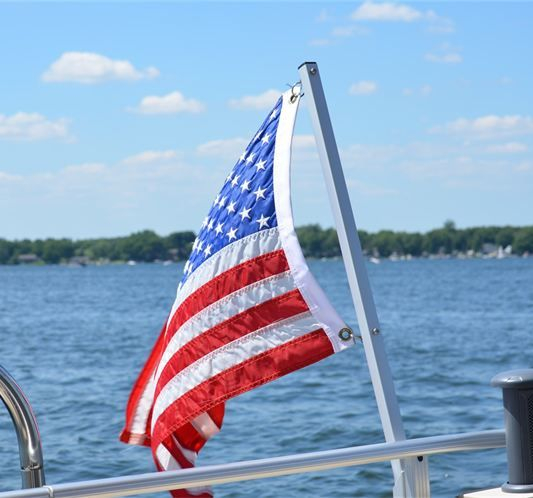 Pontoon Flag