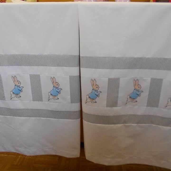 Peter Rabbit Curtains