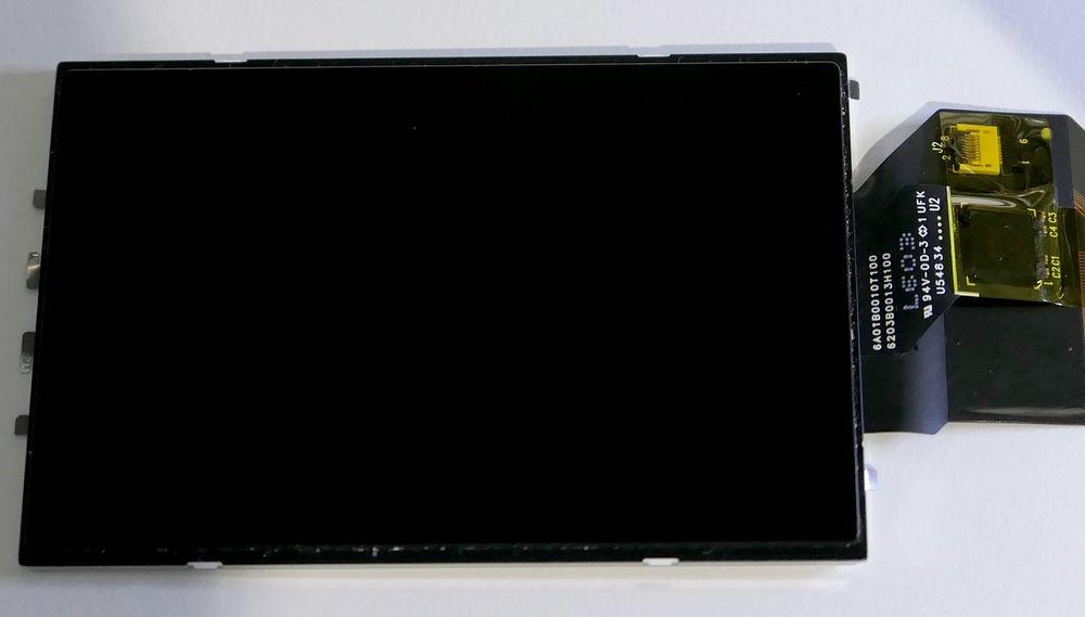Panasonic DMC-TZ200 LCD ZS200