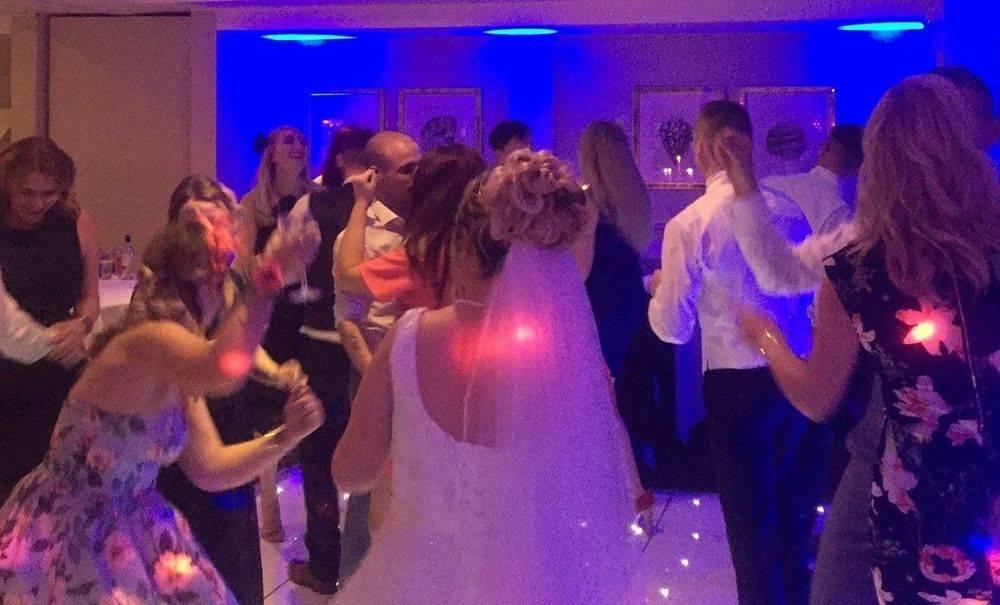 Wigan Wedding DJ
