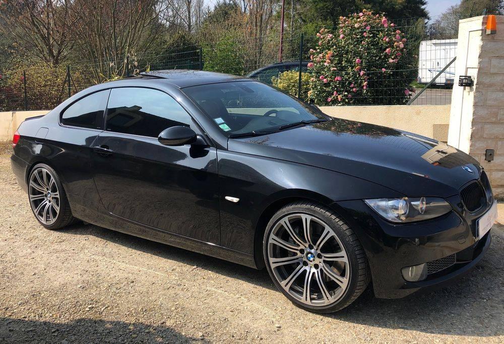 Vitres Teintées BMW série 3 Finistère Bretagne