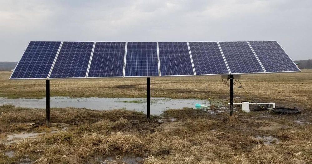 solar lift stations