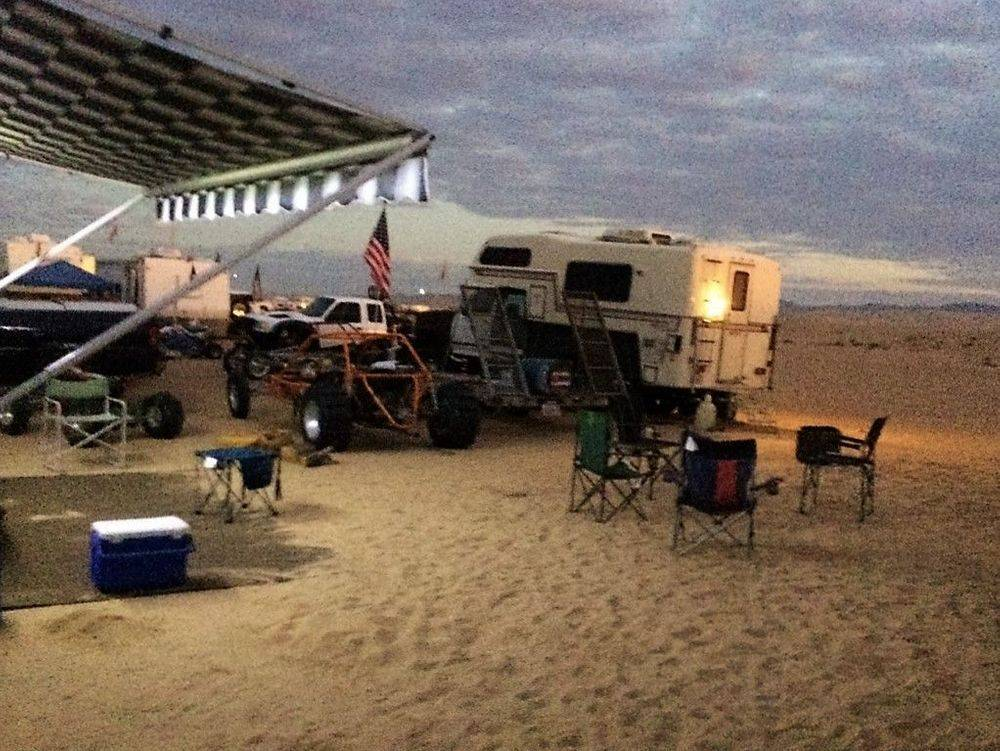 Early Morning in glamis