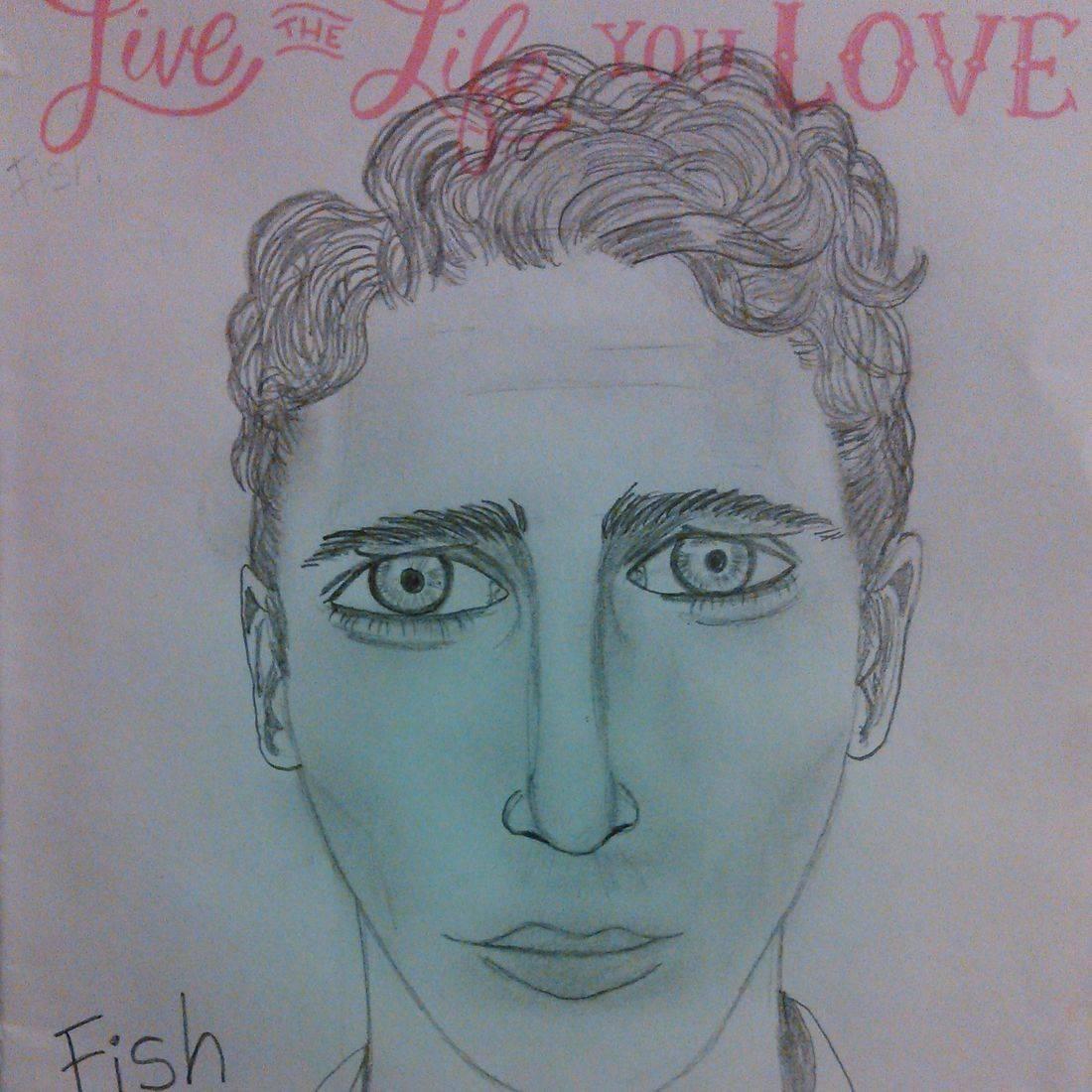 Fish...Samantha's (Sam) father