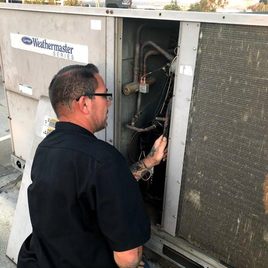 ac repair, ac maintenance, commercial hvac unit repair