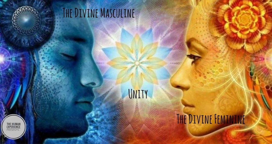 Divine Feminine and Divine Masculine