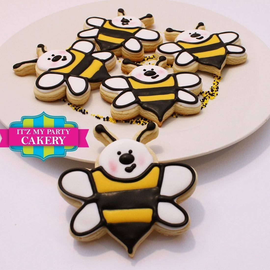 Bumble Bee Cookies Milwaukee
