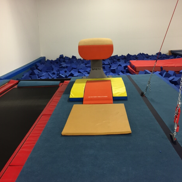 Vault for Gymnastics in Victoria and Saanich.  Kids, Adult, Recreational and Competitive!
