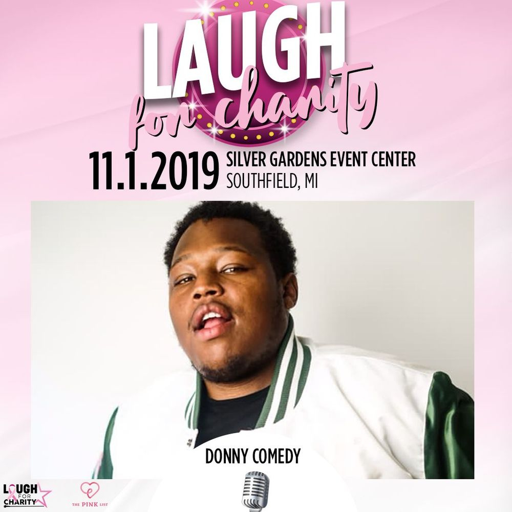 Laugh For Charity