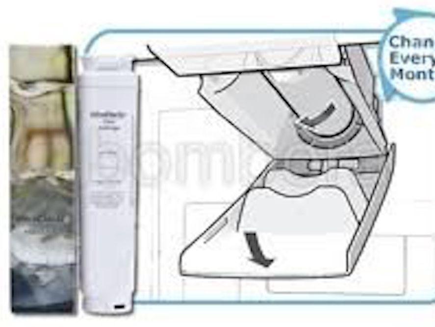Gaggenau - UltraClarity - 11028826 -11028820 - fridge water filter cartridge sold at www.aaafilterfast.com
