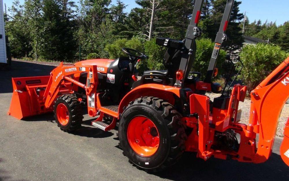 Kubota Tractor Bucket.