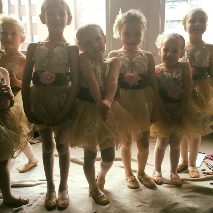Our June ballet for children was a success!