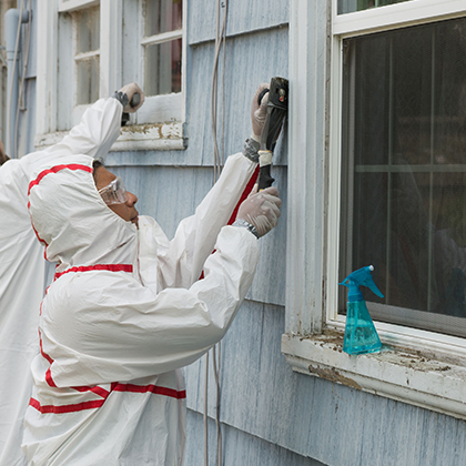mold & lead testing and removal San Francisco CA