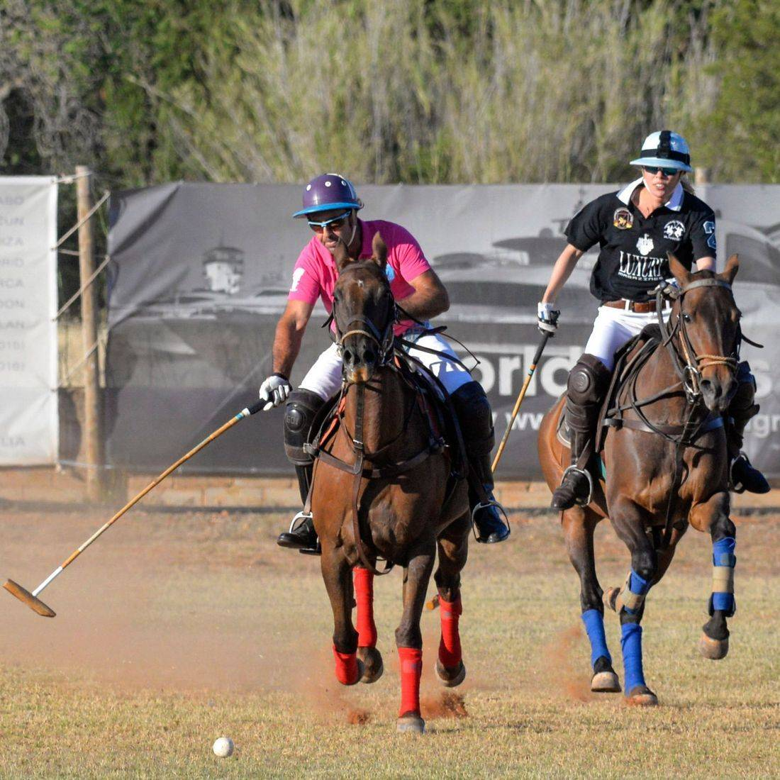 polo goal, polo school, learn to play polo, ibiza