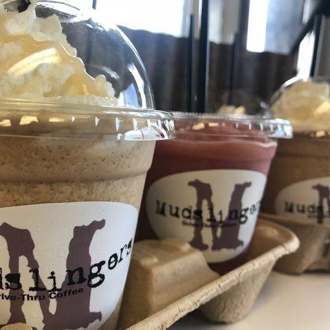 mudslingers drive thru coffee Atlanta tx texas