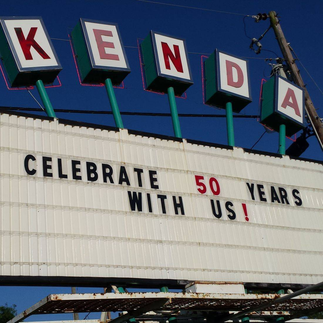 Kenda Drive-in