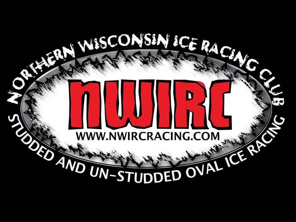 NWIRC Logo Black, White, Red