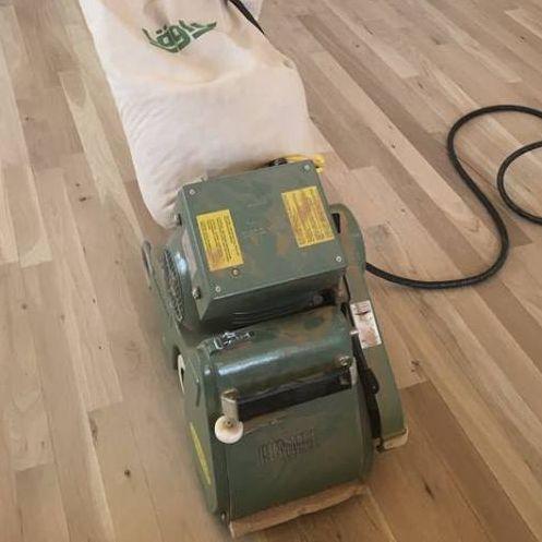 Refinish Existing Hardwood Floors